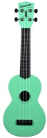 Kala Waterman Sea Foam Green Soprano Ukulele