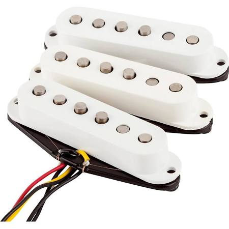 Fender Stratocaster Tex-Mex Pickup Set